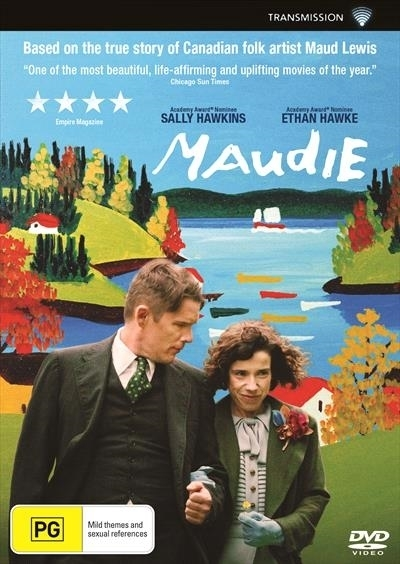 Maudie on DVD image