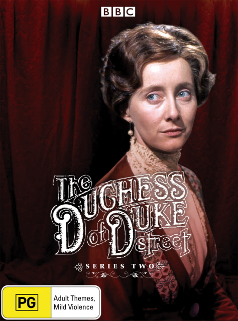 The Duchess Of Duke Street - Series 2 (5 Disc Box Set) on DVD image