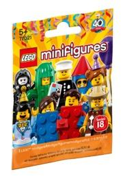 LEGO Minifigures - Series 18 (71021)