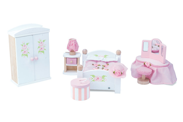Le Toy Van: Daisy Lane - Master Bedroom Furniture Set