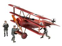 Revell Gift Set 125 Years Of The Red Baron Scale Model Kit