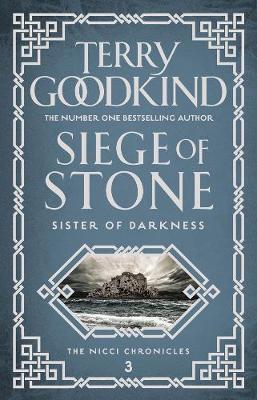Siege of Stone by Terry Goodkind image