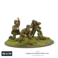 Bolt Action: Hungarian Army Support Group