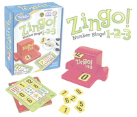 Thinkfun - Zingo! 1,2,3 Game image