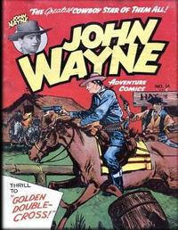 John Wayne Adventure Comics No. 16 by John Wayne image