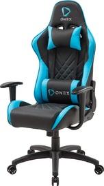 ONEX GX220 AIR Series Gaming Chair (Black & Blue) for
