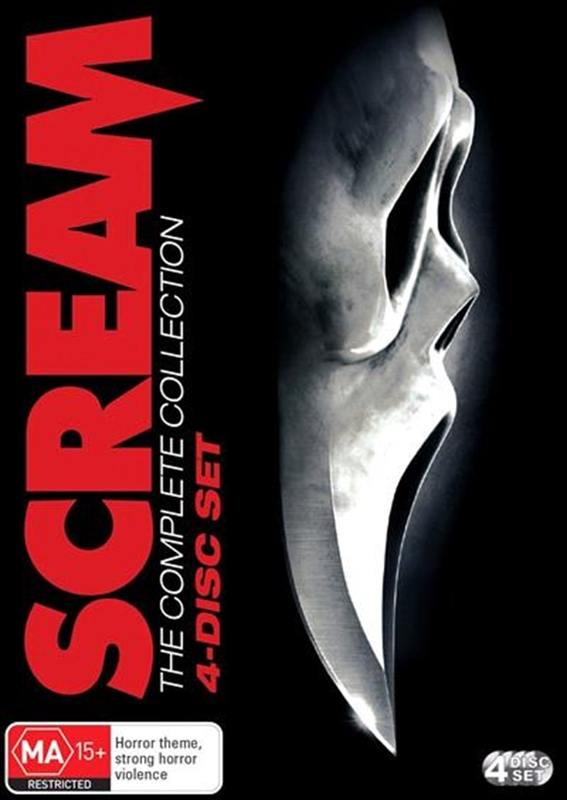 Scream Box Set on DVD