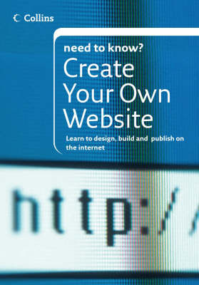 Create Your Own Website by Michael Gray image