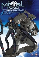 Full Metal Panic! - The Second Raid: Complete Collection (4 Disc Box Set) on DVD