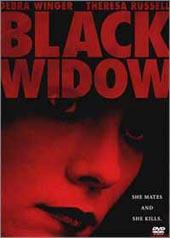 Black Widow on DVD