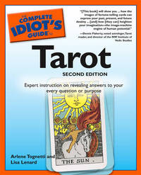 Complete Idiot's Guide to Tarot by Arlene Tognetti image