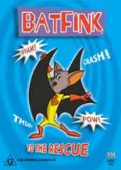 Batfink - To The Rescue on DVD