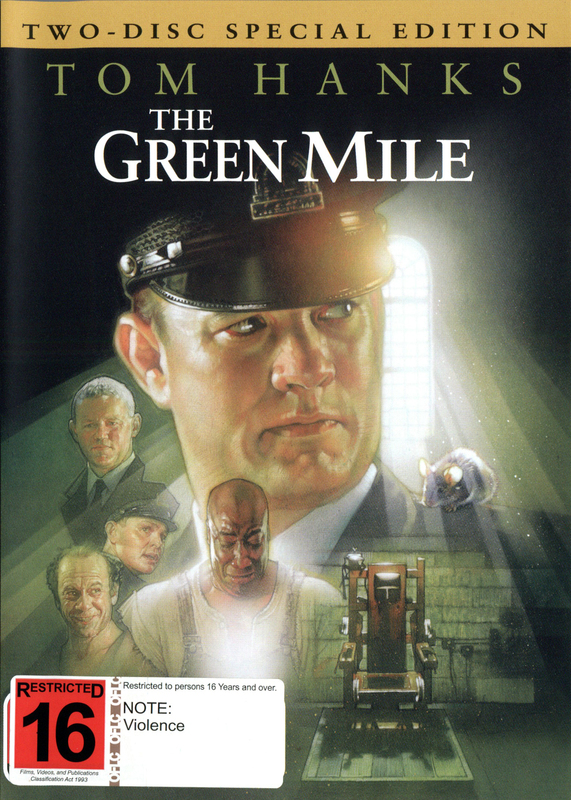 The Green Mile - Special Edition (2 Disc Set) on DVD