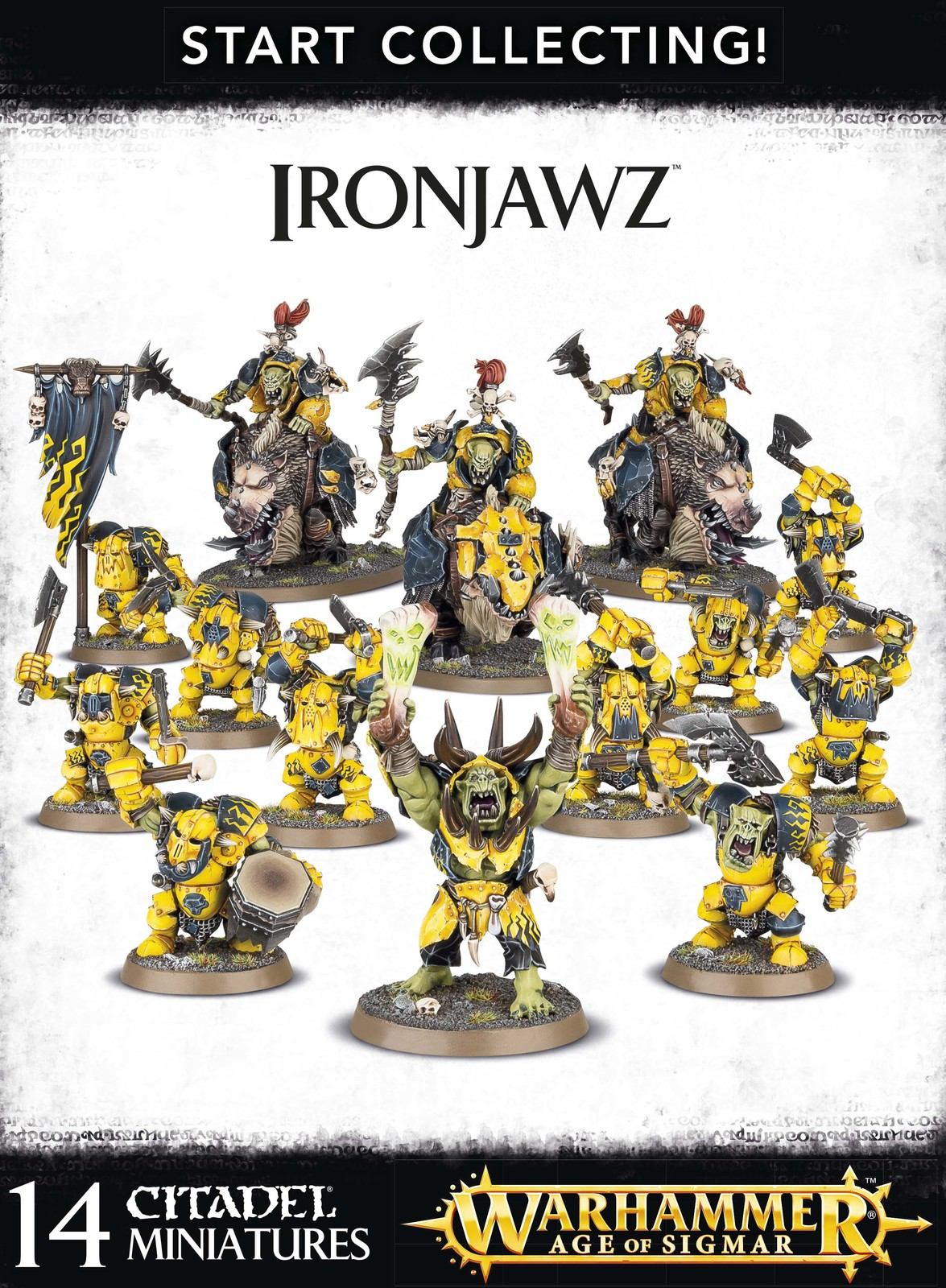 Start Collecting Ironjawz image