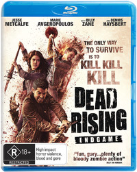 Dead Rising: Endgame on Blu-ray