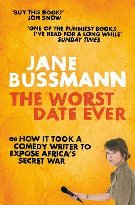 The Worst Date Ever by Jane Bussmann image