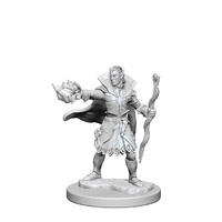 Pathfinder Deep Cuts: Unpainted Miniatures - Elf Male Sorcerer