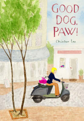 Good Dog, Paw by Chinlun Lee image
