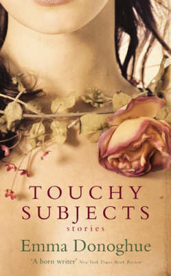 Touchy Subjects by Emma Donoghue image