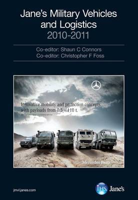 Jane's Military Vehicles and Logistics 2010-2011: 2010/2011 image