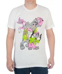 Looney Tunes: HD Halftones - Men's T-Shirt (2XL)