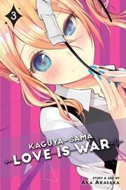 Kaguya-sama: Love Is War, Vol. 3 by Aka Akasaka