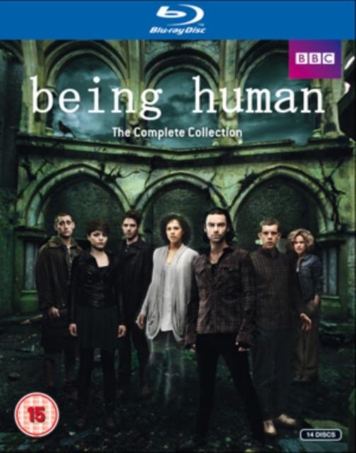 Being Human Series 1-5 on Blu-ray