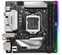 Asus Rog Strix Z370-I Gaming Intel Z370 Mini-Itx Coffee Lake Socket 1151 Motherboard image