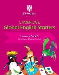 Cambridge Global English Starters by Kathryn Harper