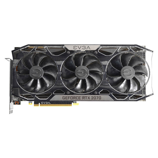 EVGA GeForce RTX 2070 FTW3 Ultra Gaming Graphics Card | at