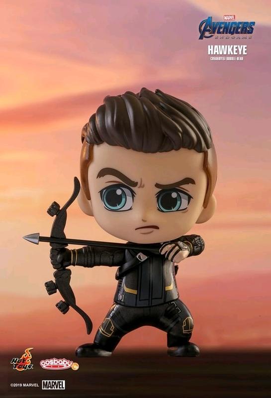 Avengers: Endgame - Hawkeye Cosbaby Figure