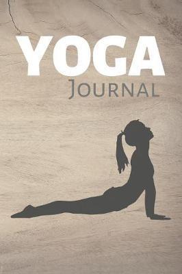 Yoga Journal by Daily Pretty Press