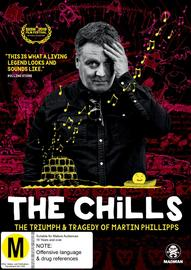 The Chills: The Triumph & Tragedy of Martin Phillipps on DVD image