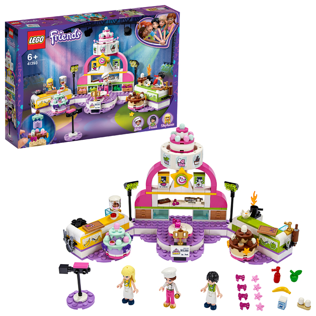 LEGO Friends: Baking Competition - (41393)