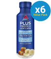 Atkins PLUS Protein-Packed RTD - Banana Caramel (Pack of 6)