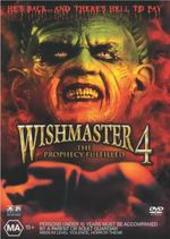 Wishmaster 4 on DVD