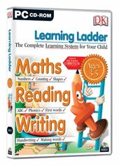 Learning Ladder - Ages 3 - 5 for PC