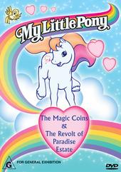 My Little Pony - The Magic Coins & The Revolt  of Paradise Estate on DVD