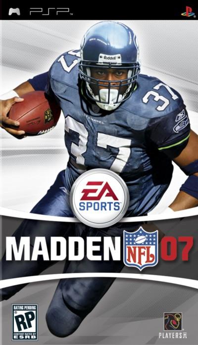 Madden NFL 07 for PSP image