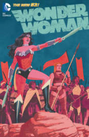 Wonder Woman Vol. 6 Bones by Brian Azzarello