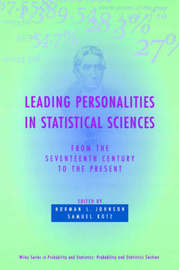 Leading Personalities in Statistical Sciences image