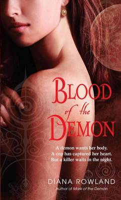Blood Of The Demon by Diana Rowland image