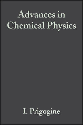 Advances in Chemical Physics: v. 86 by Ilya Prigogine image
