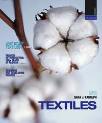 Textiles by Sara J. Kadolph image