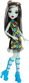 Monster High: Emoji' Fashion Doll (Frankie Stein)