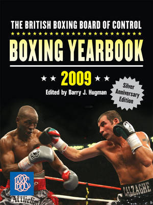 BBBC Boxing Yearbook 2007 by Barry J. Hugman image
