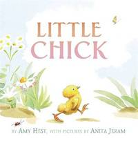 Little Chick by Amy Hest image