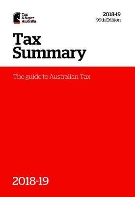 Tax Summary 2018-19