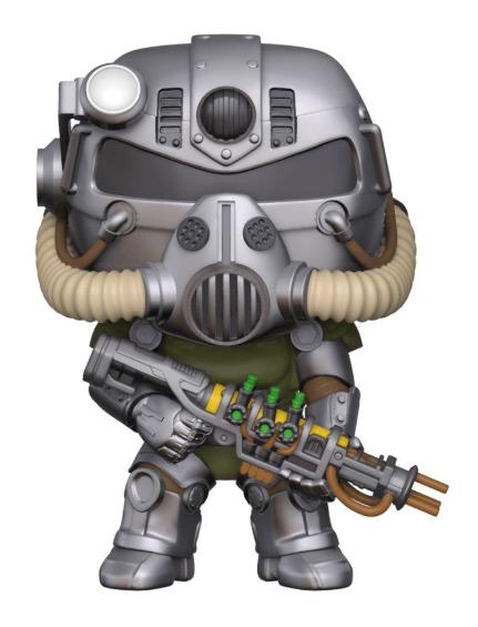 Fallout - T-51 Power Armour Pop! Vinyl Figure