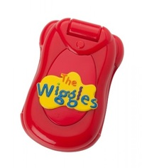 The Wiggles - Flip and Learn Phone image